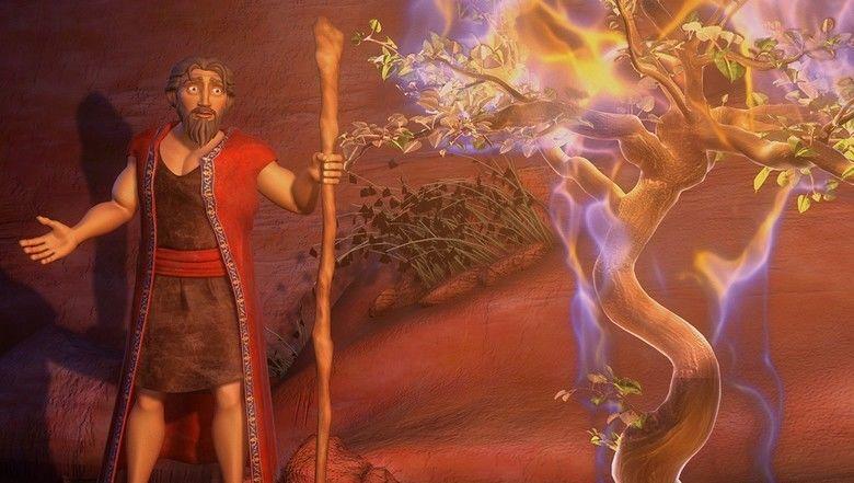 The Ten Commandments (2007 film) movie scenes