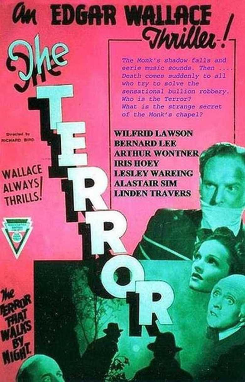 The Terror (1938 film) movie poster