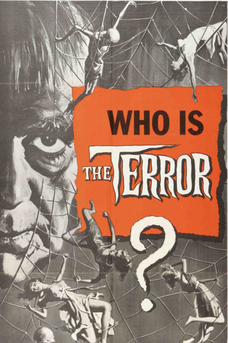 The Terror (1963 film) movie poster