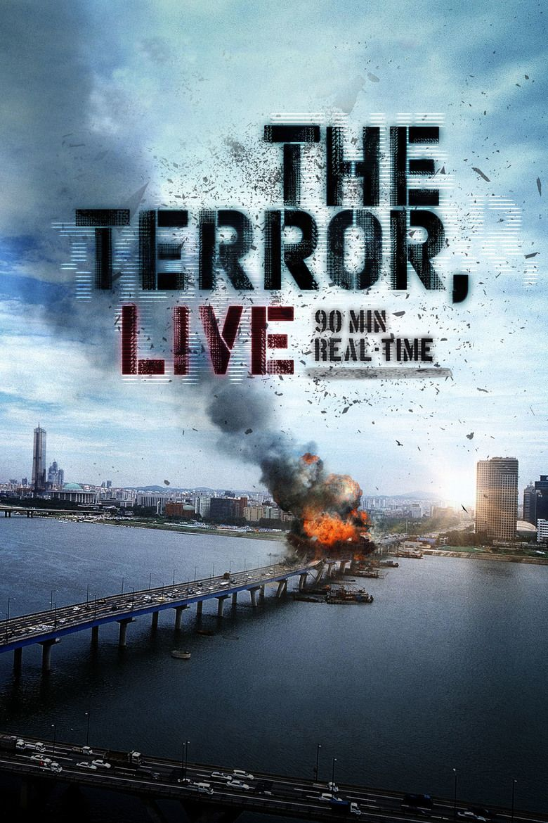 The Terror Live movie poster
