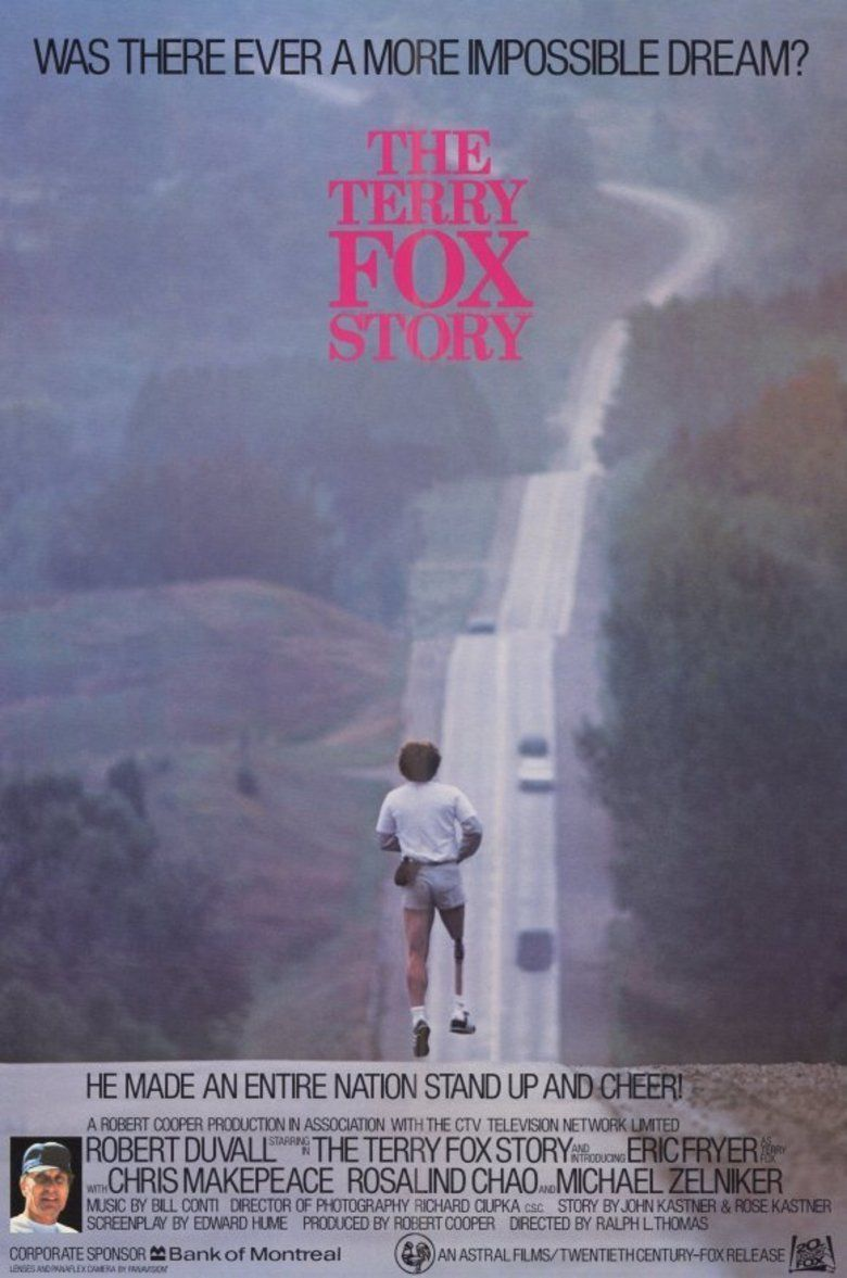 The Terry Fox Story movie poster