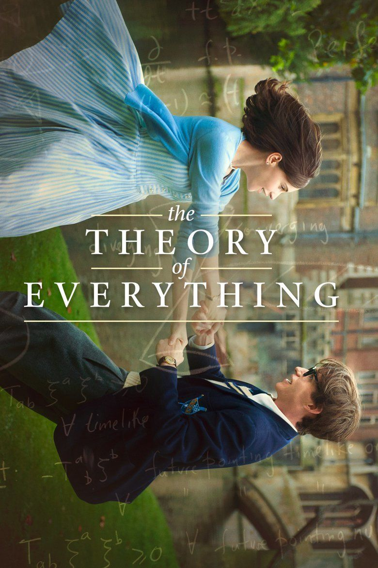 The Theory of Everything (2014 film) movie poster