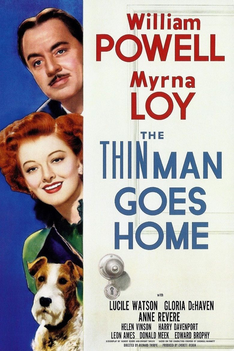 The Thin Man Goes Home movie poster