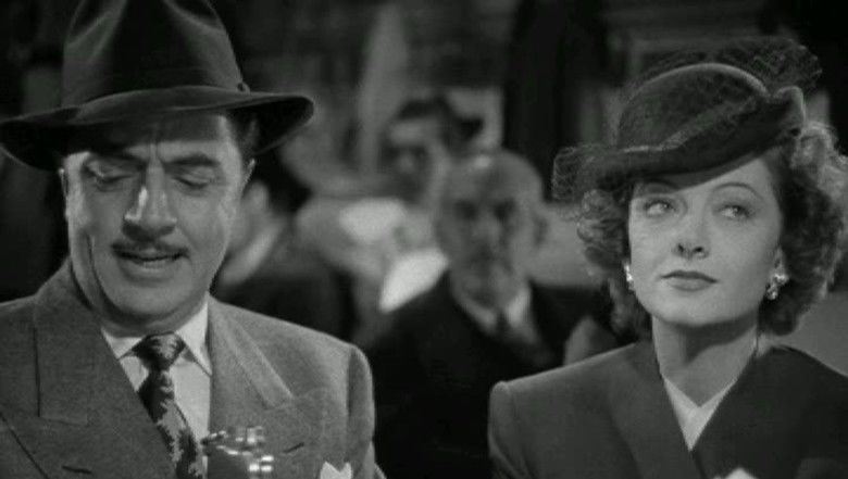 The Thin Man Goes Home movie scenes