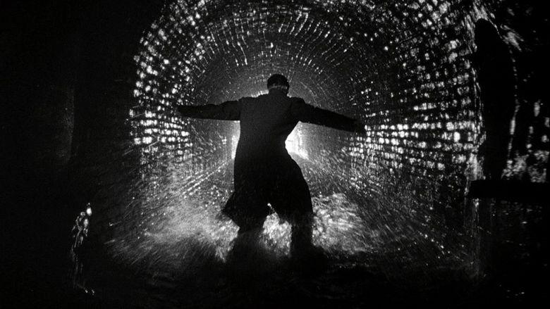 The Third Man movie scenes