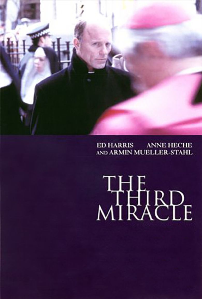 The Third Miracle movie poster
