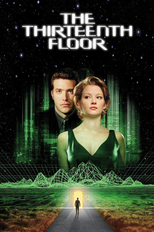The Thirteenth Floor movie poster