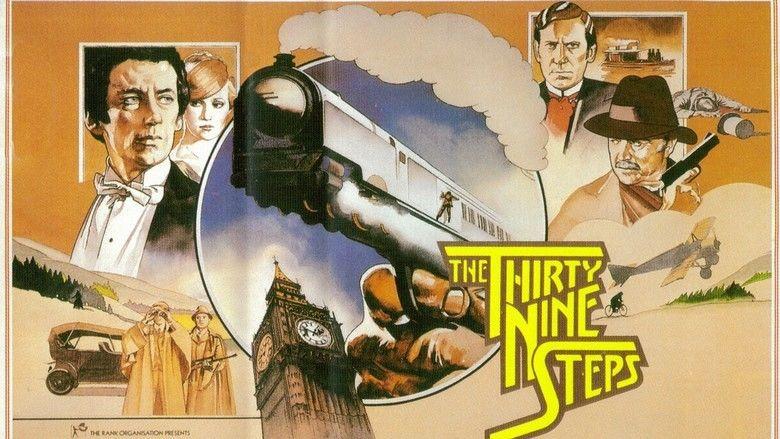 The Thirty Nine Steps (1978 film) movie scenes