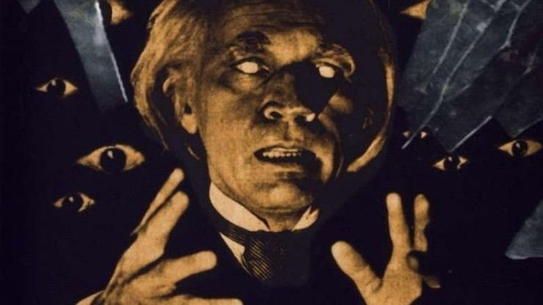 The Thousand Eyes of Dr Mabuse movie scenes