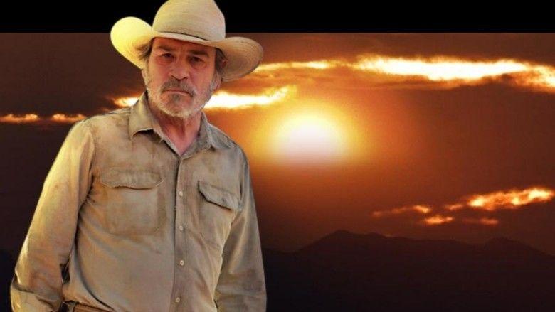 The Three Burials of Melquiades Estrada movie scenes