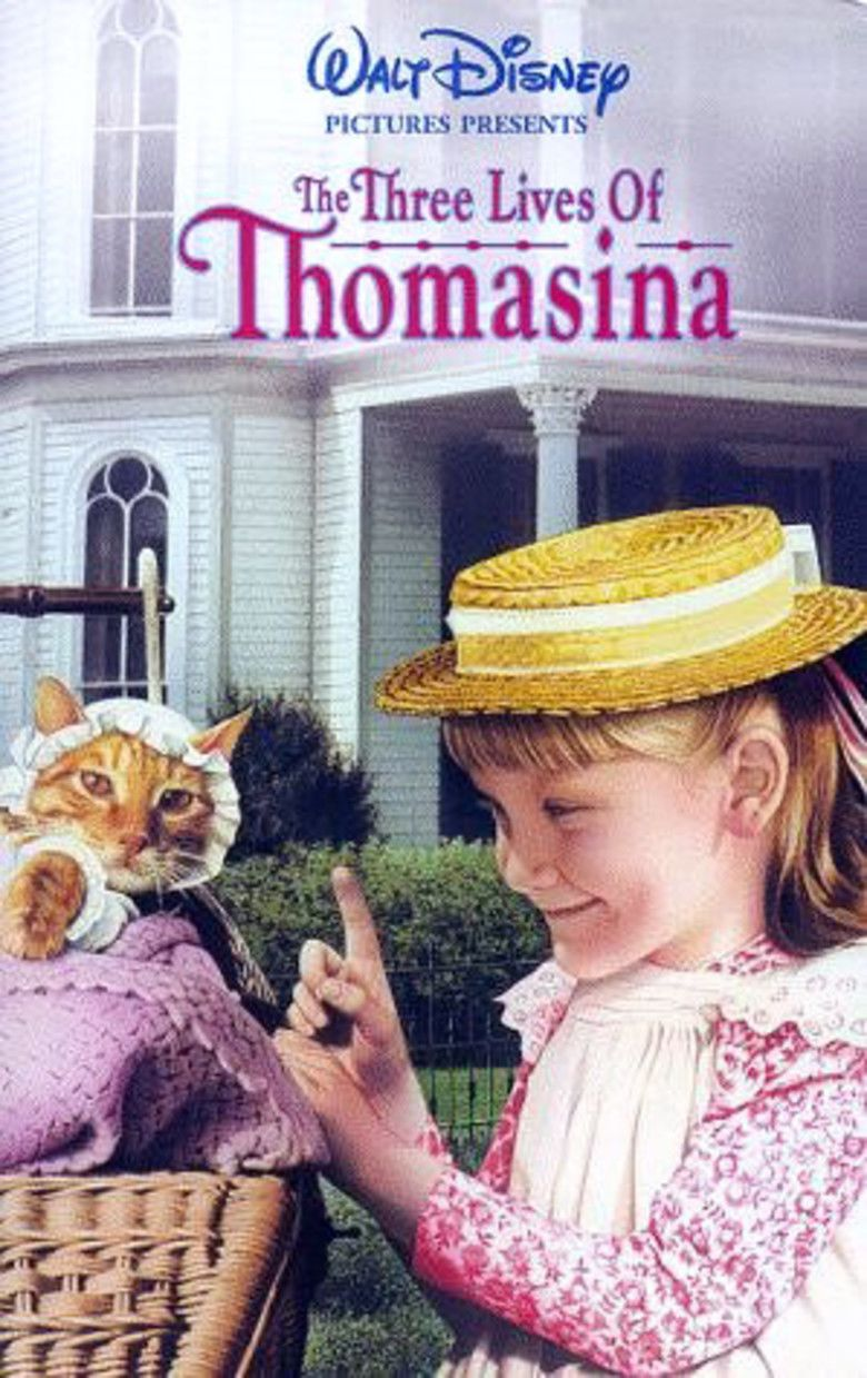 The Three Lives of Thomasina movie poster