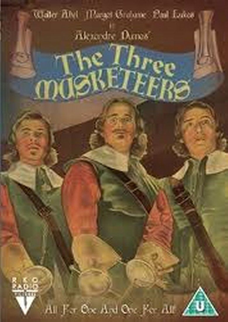 The Three Musketeers (1935 film) - Alchetron, the free ...