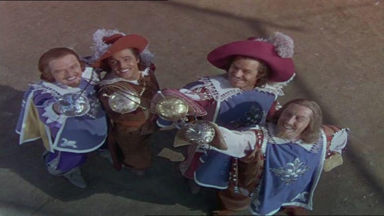 The Three Musketeers (1948 film) movie scenes