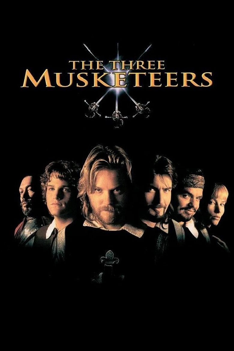 The Three Musketeers (1993 film) movie poster