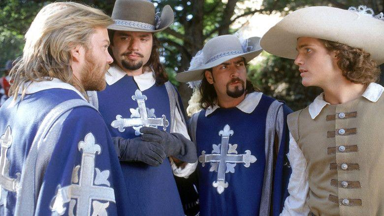 The Three Musketeers (1993 film) movie scenes