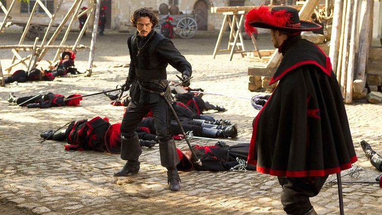 The Three Musketeers (2011 film) movie scenes