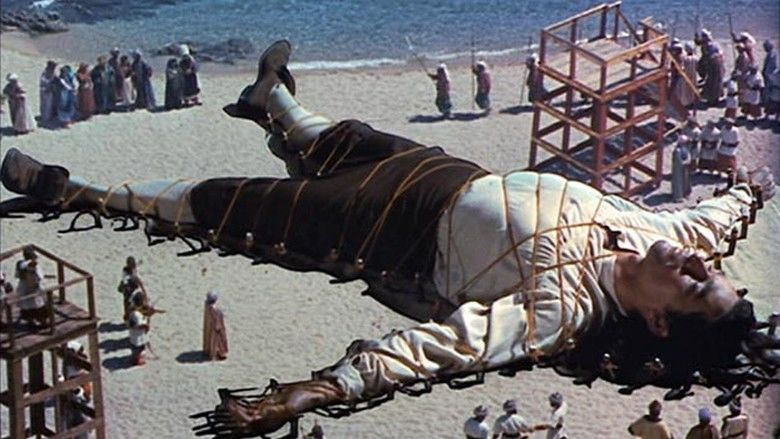 The Three Worlds of Gulliver movie scenes