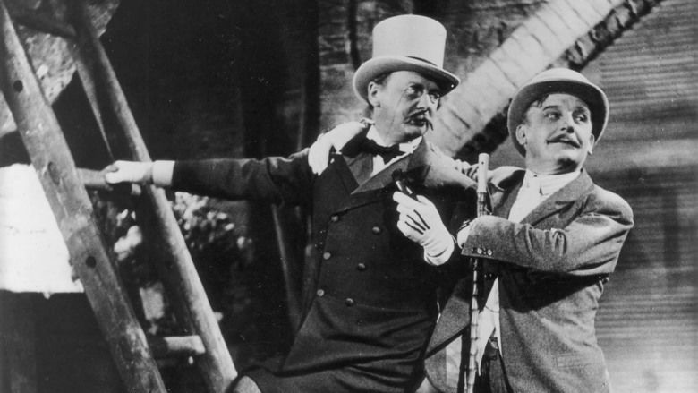 The Threepenny Opera (1931 film) movie scenes