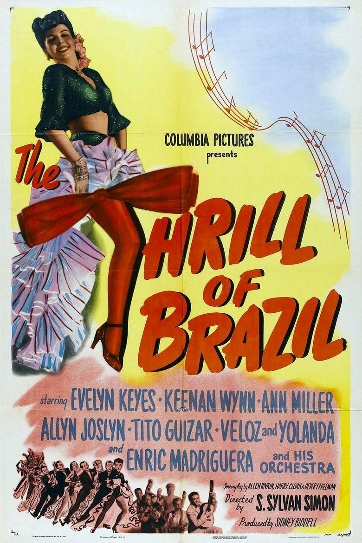 The Thrill of Brazil - Alchetron, The Free Social Encyclopedia