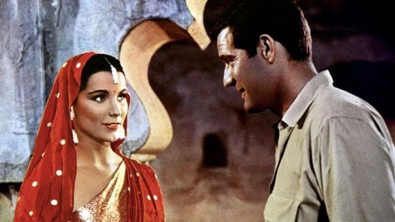 The Tiger Of Eschnapur 1959 Film Alchetron The Free