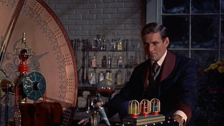 time machine 1960