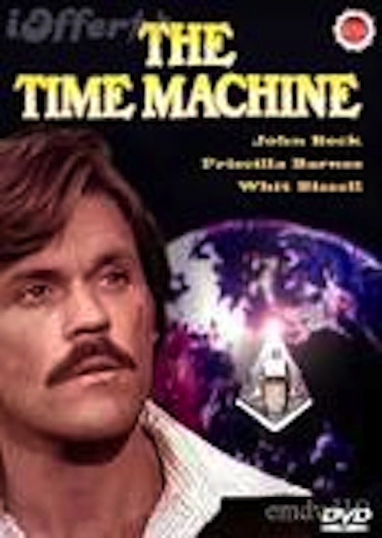 The Time Machine (1978 film) movie poster
