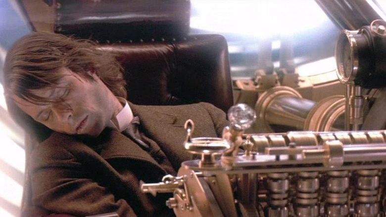 The Time Machine (2002 film) movie scenes