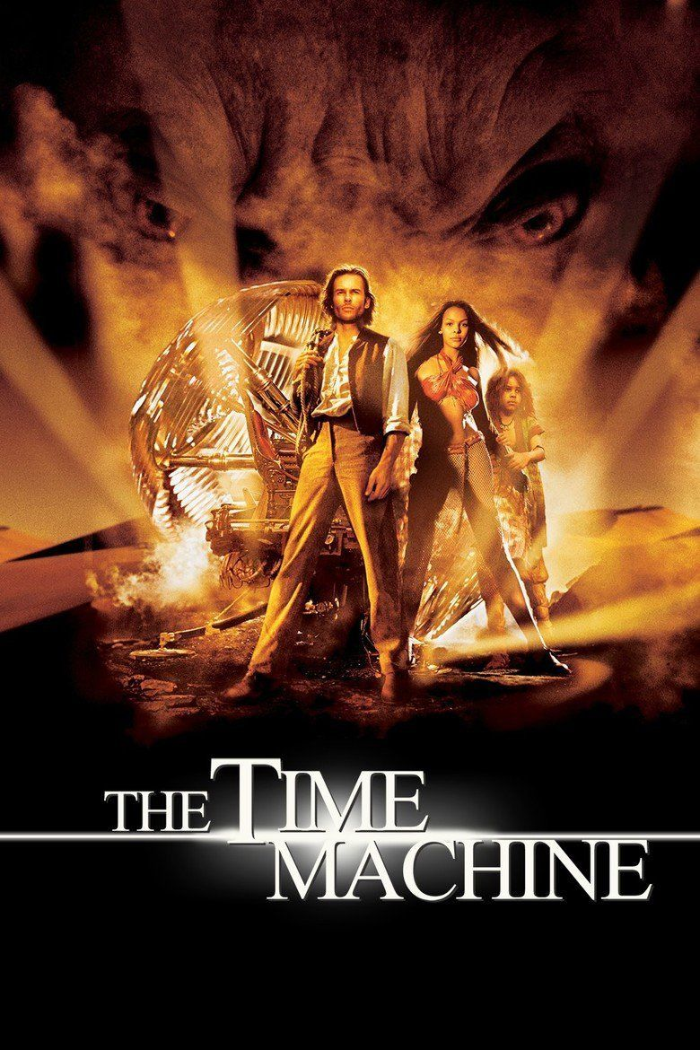 The Time Machine (2002 film) movie poster