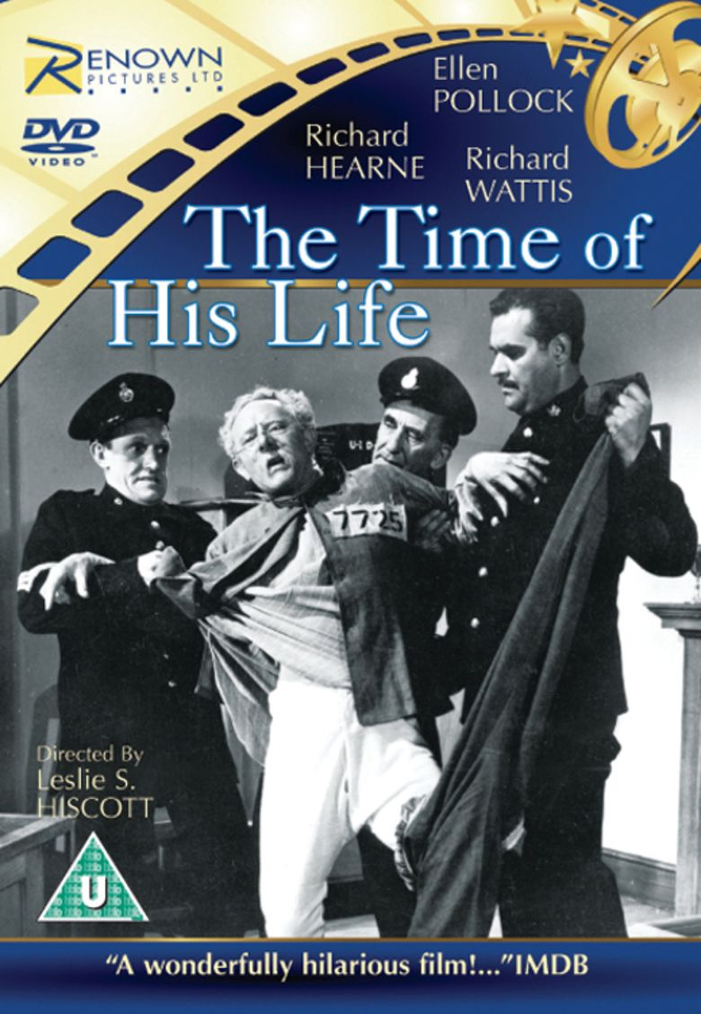 The Time of His Life movie poster