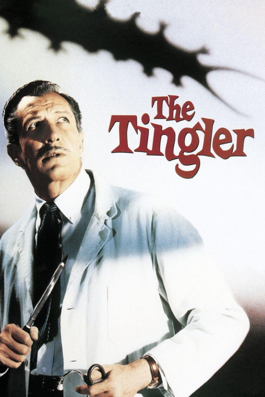 The Tingler movie poster