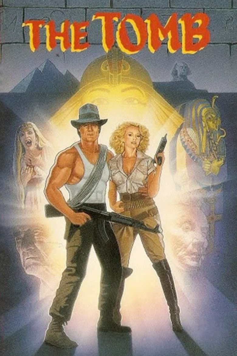 The Tomb (1986 film) movie poster