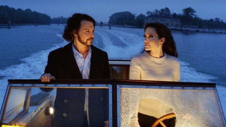 The Tourist (2010 film) movie scenes