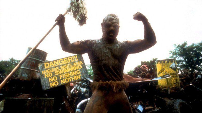 The Toxic Avenger (film) movie scenes
