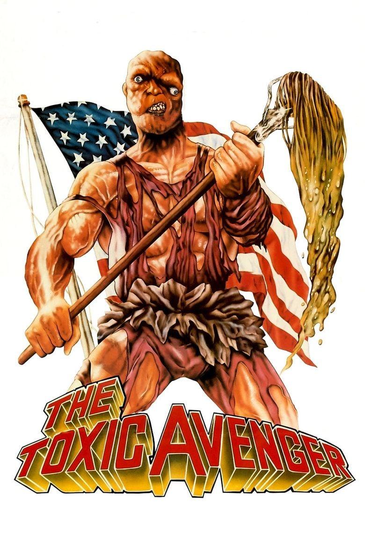 The Toxic Avenger (film) movie poster