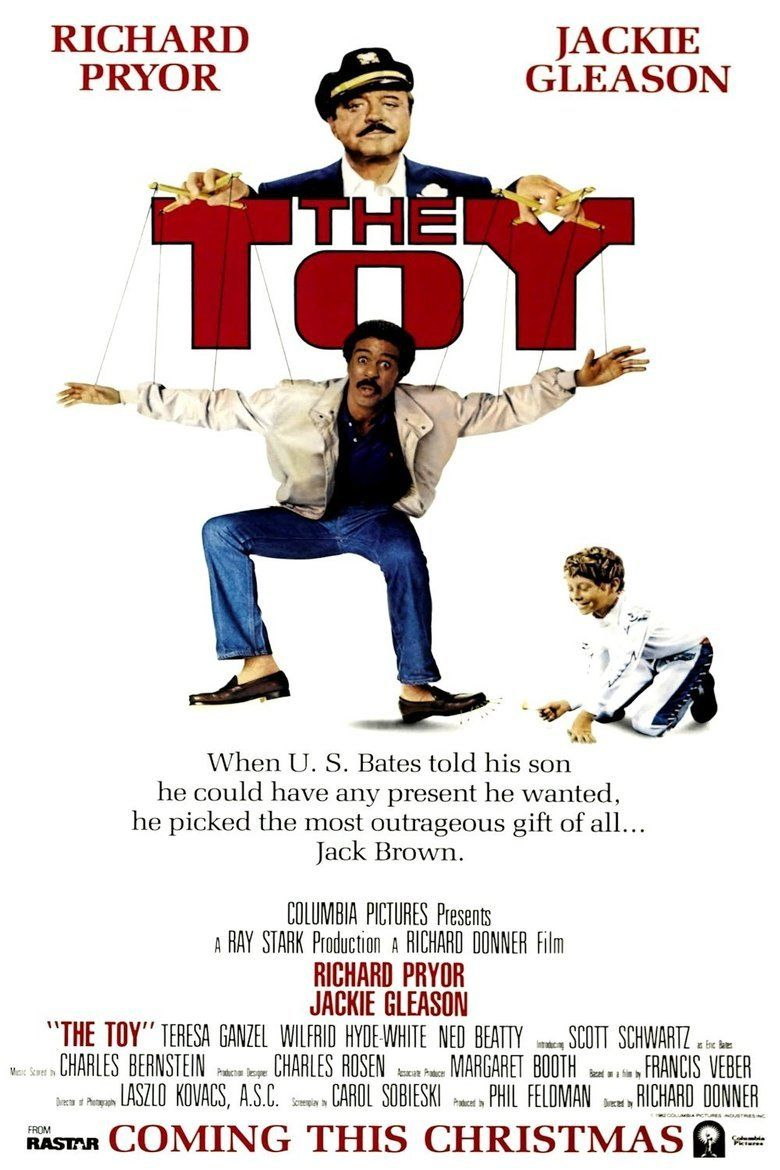 The Toy (1982 film) movie poster