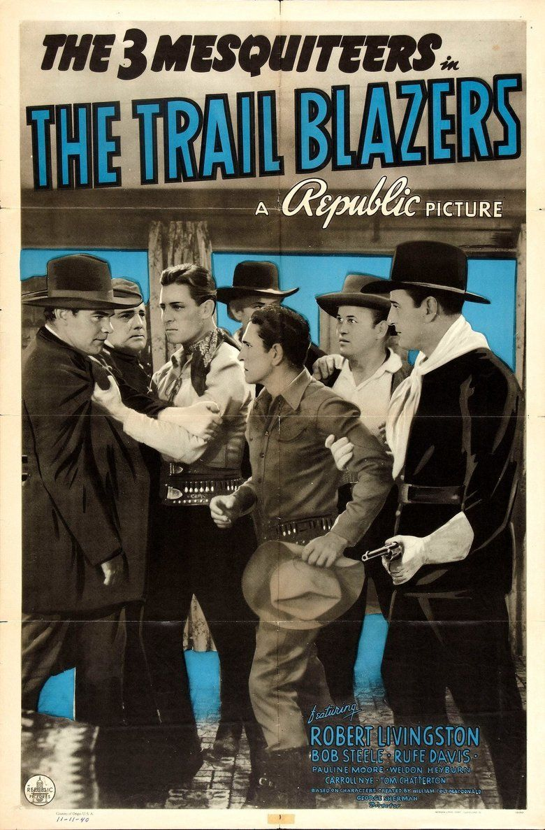 The Trail Blazers movie poster
