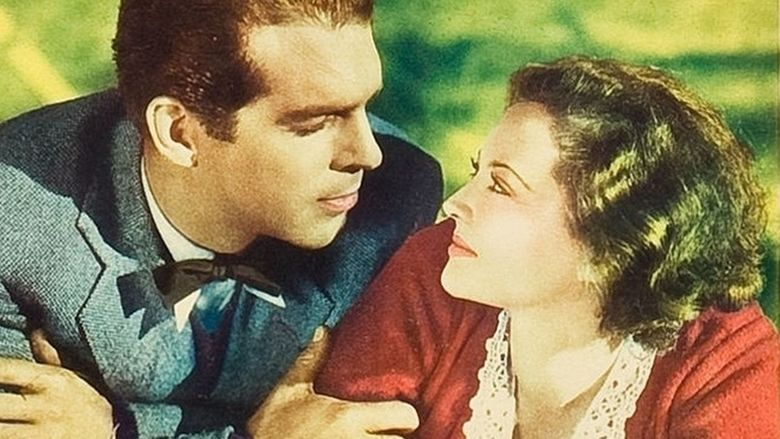 The Trail of the Lonesome Pine (1936 film) movie scenes