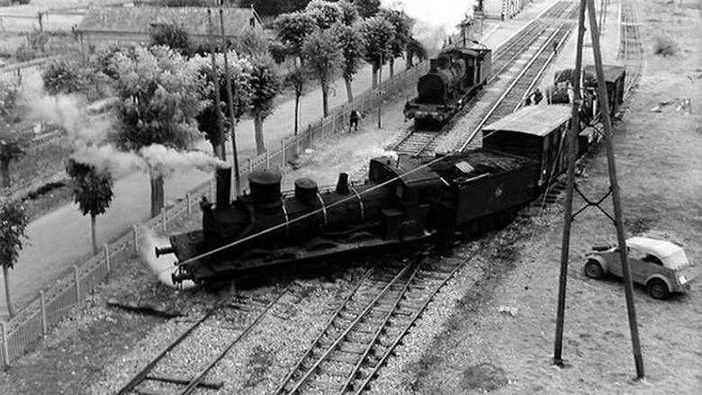 the train 1964 film locations