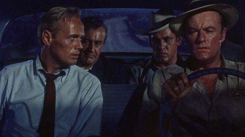 The Trap (1959 film) movie scenes