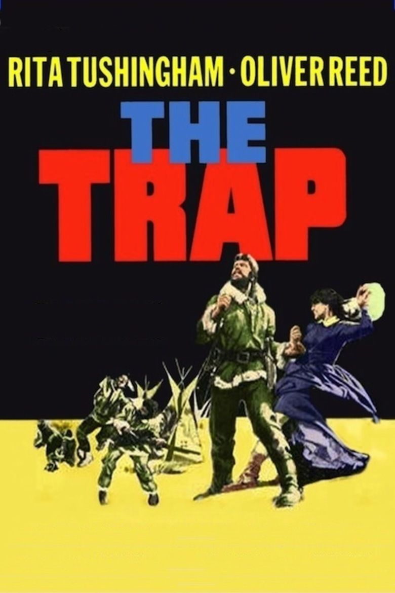 The Trap (1966 film) movie poster