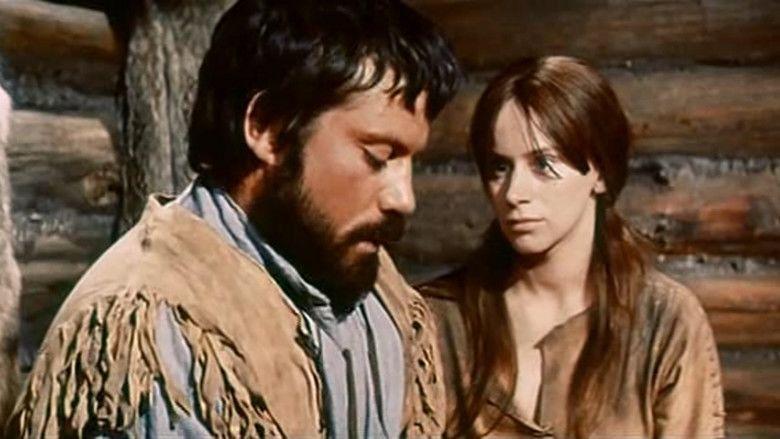 The Trap (1966 film) movie scenes