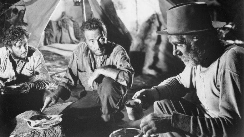 The Treasure of the Sierra Madre (film) movie scenes