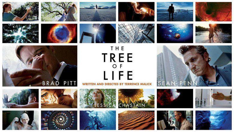 The Tree of Life (film) movie scenes