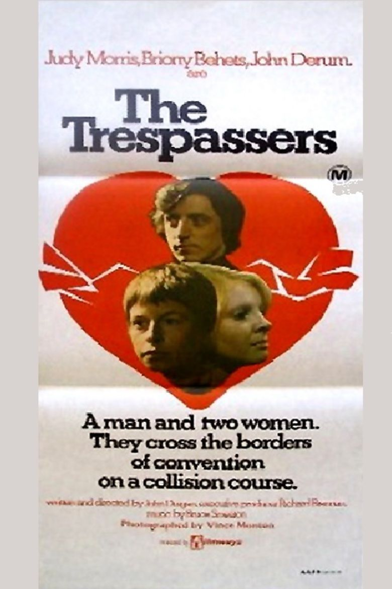 The Trespassers movie poster