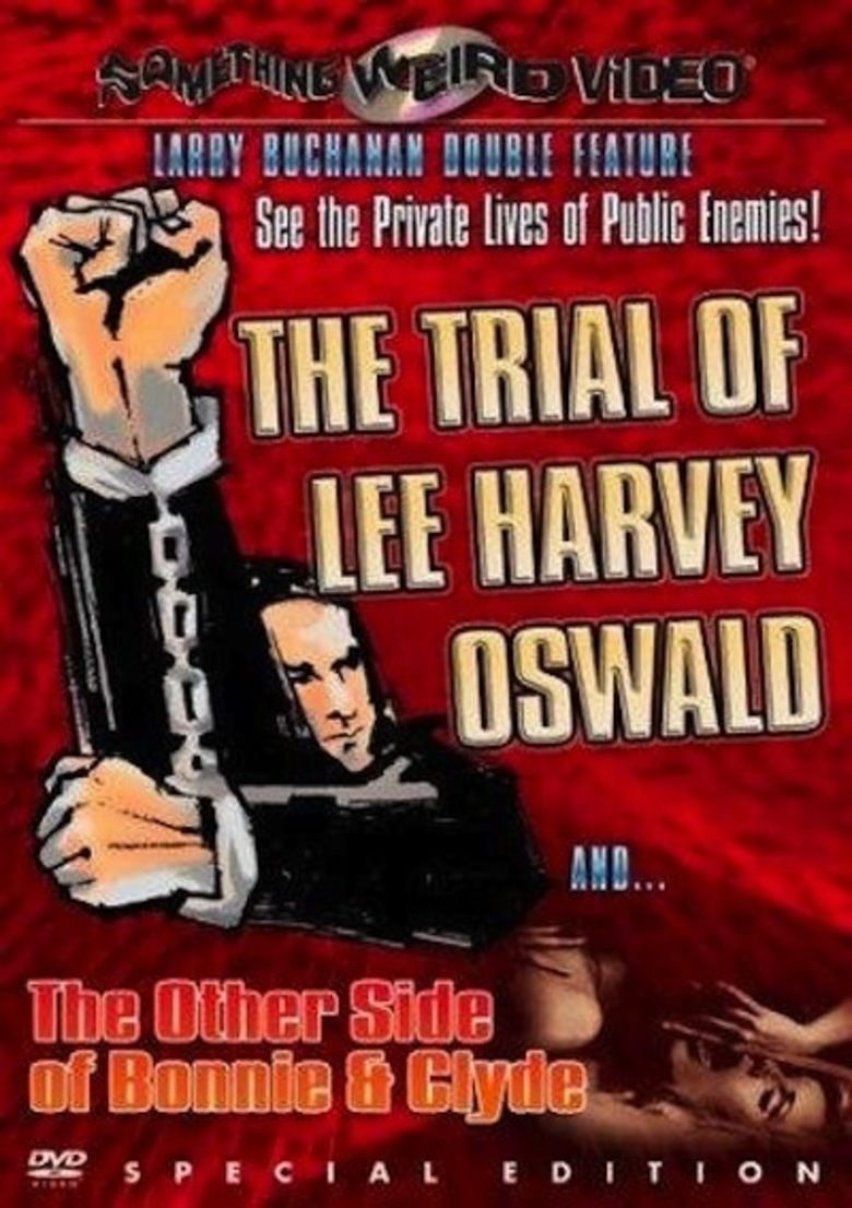 The Trial of Lee Harvey Oswald (1964 film) movie poster