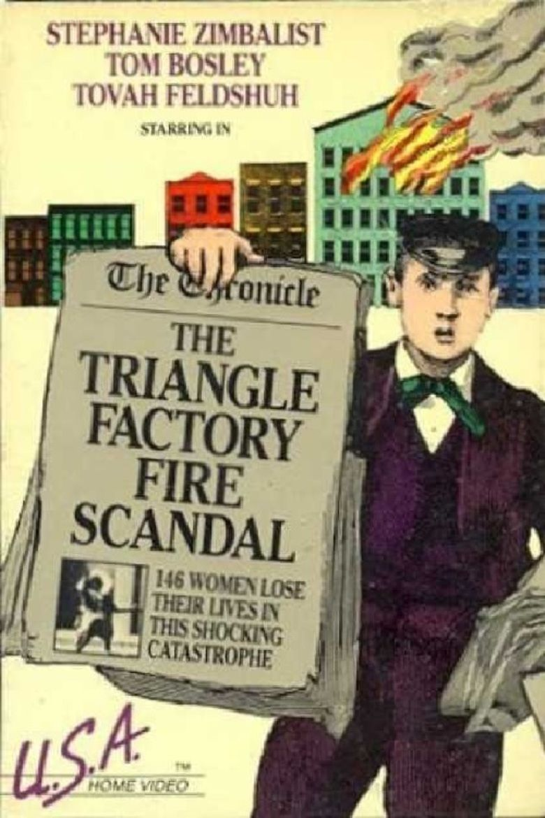 The Triangle Factory Fire Scandal movie poster