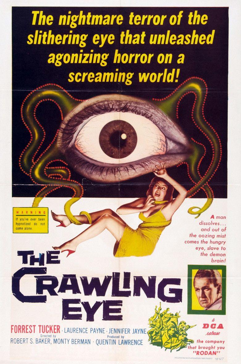 The Trollenberg Terror movie poster