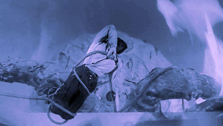 The Trollenberg Terror movie scenes