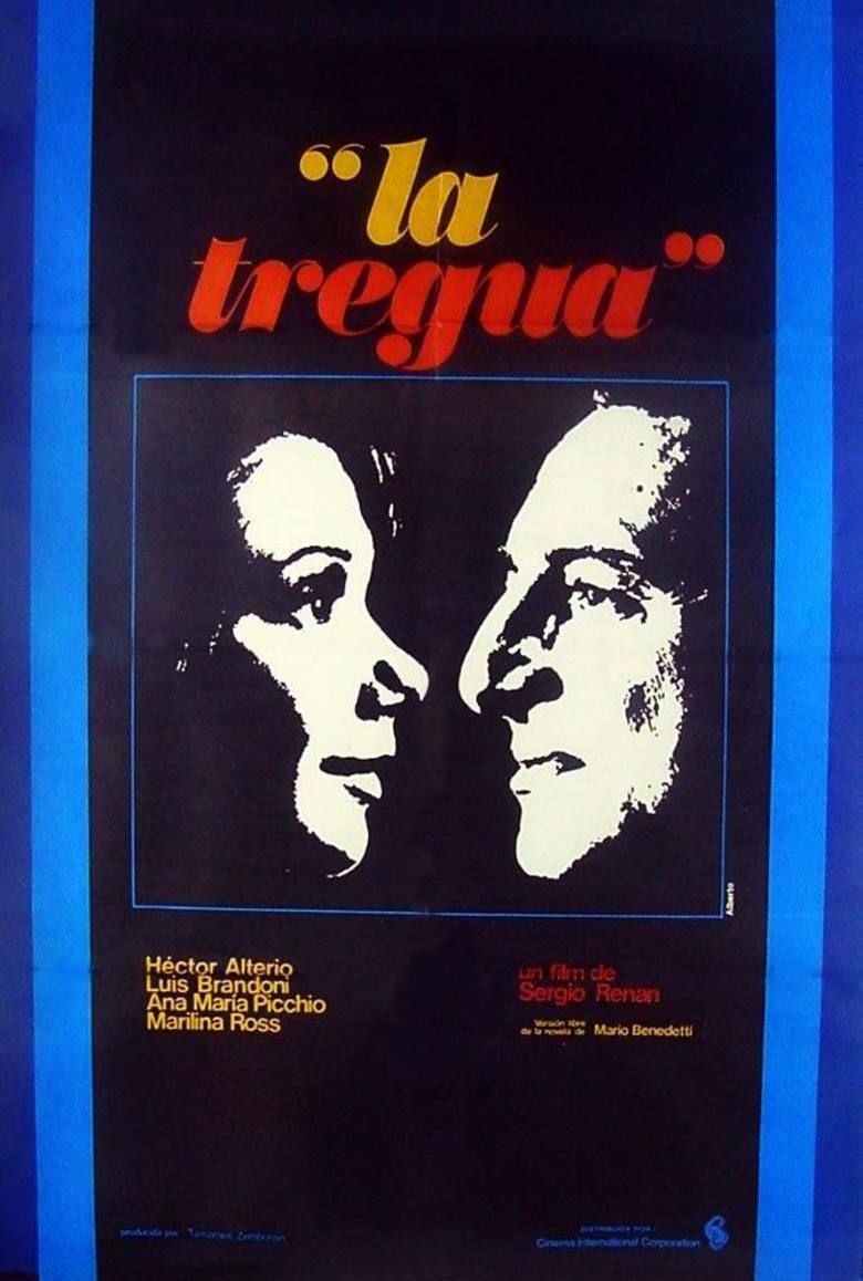 The Truce (1974 film) movie poster