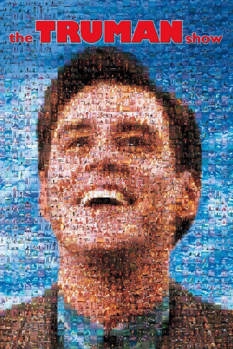 the truman show the social encyclopedia the truman show movie poster